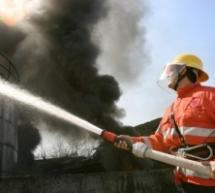 Пожарные — люди отважные