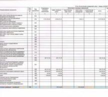 Отчет об исполнении ПФХД  за 2017 год