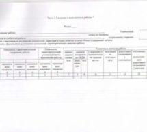 Отчет о выполнении муниципального задания