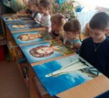 Неделя космонавтики в детском саду