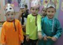 Как дошкольники Старый Новый год встречали…щедровали, посевалки певали!