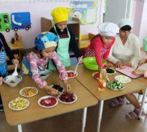 Кулинарный мастер-класс от подготовишек