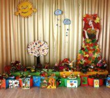 Творческая выставка поделок «Дары осени»