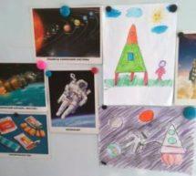 Как прошёл День космонавтики в детском саду
