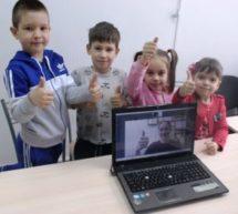 Беседа с дошкольниками о безопасности в сети Интернет
